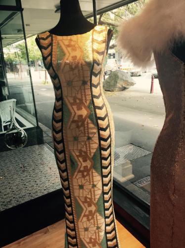 Nefertiti Ball Dress